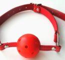 Кляп красный Артикул 90081-3