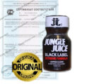 Попперс Jungle Juice Black 10 мл. Канада, 10-042P